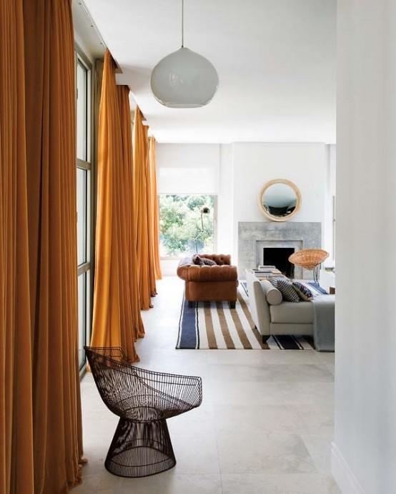 Đẹp ngẩn ngơ với ngôi nhà màu sắc phong cách Pháp (6)