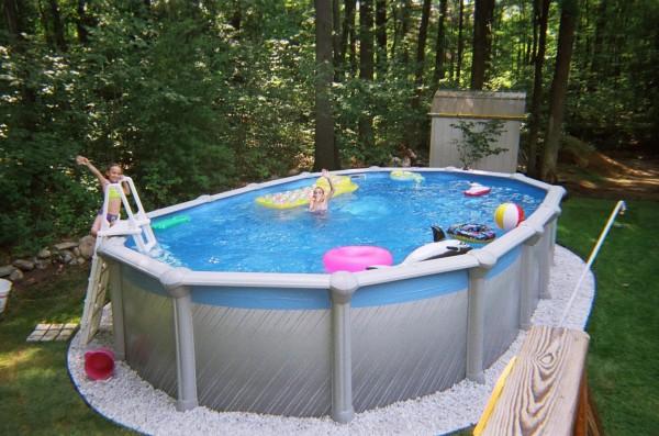 Đẹp lung linh với bể bơi (8)