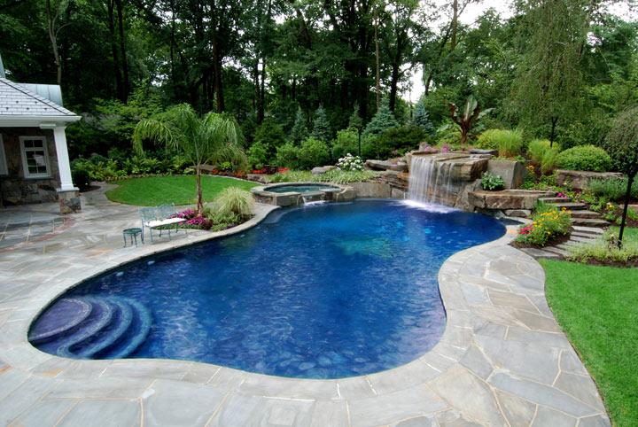 Đẹp lung linh với bể bơi (15)