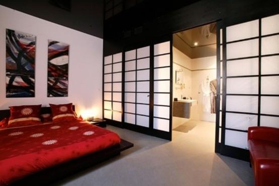Phòng ngủ phong cách Zen 10
