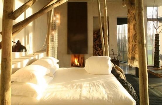 Phòng ngủ phong cách Zen 11