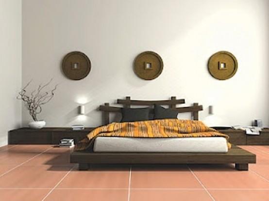 Phòng ngủ phong cách Zen 18