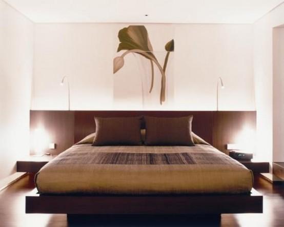 Phòng ngủ phong cách Zen 2