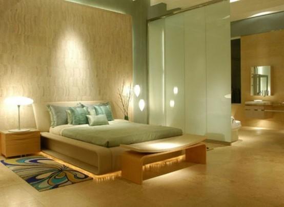 Phòng ngủ phong cách Zen 22
