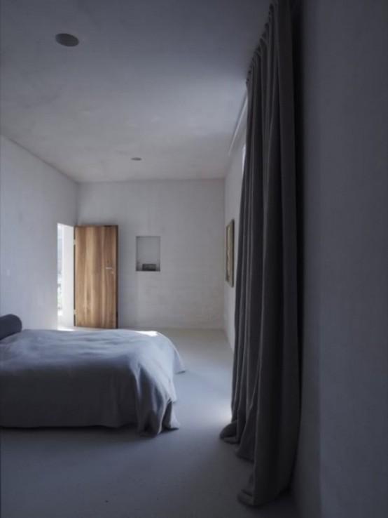 Phòng ngủ phong cách Zen 23