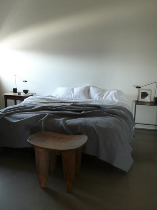 Phòng ngủ phong cách Zen 24