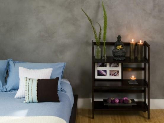 Phòng ngủ phong cách Zen 26