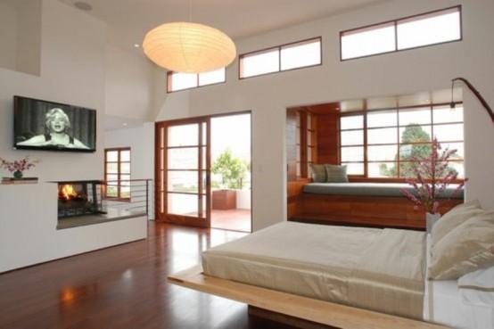 Phòng ngủ phong cách Zen 27