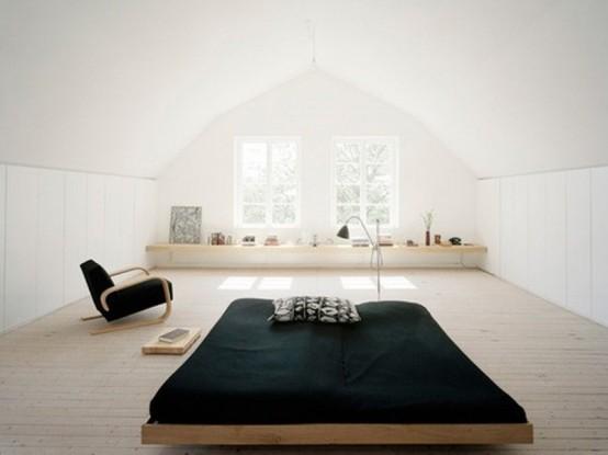 Phòng ngủ phong cách Zen 28