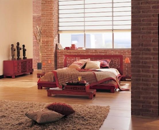 Phòng ngủ phong cách Zen 30