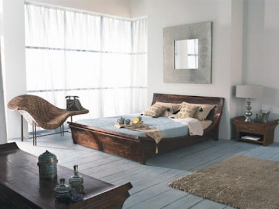 Phòng ngủ phong cách Zen 31