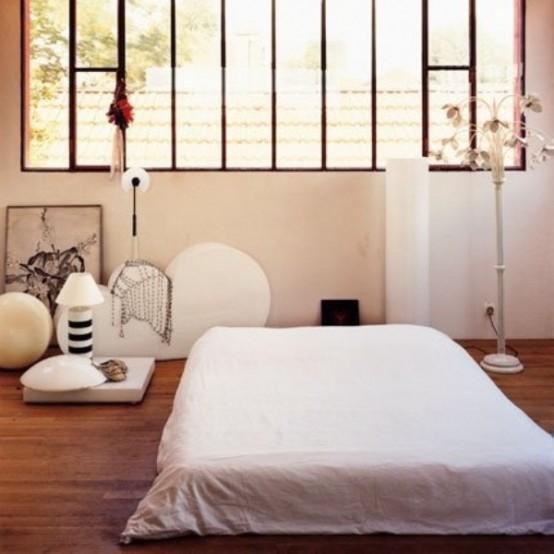 Phòng ngủ phong cách Zen 6