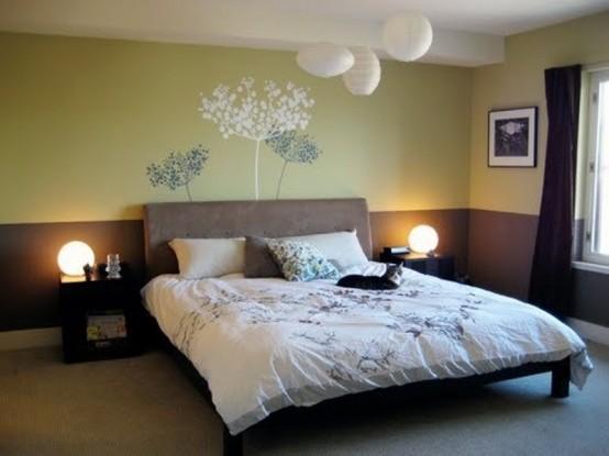 Phòng ngủ phong cách Zen 7