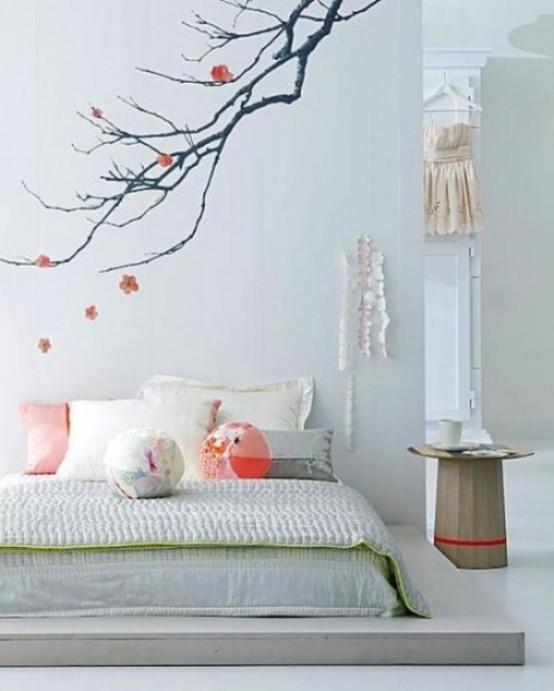 Phòng ngủ phong cách Zen 8