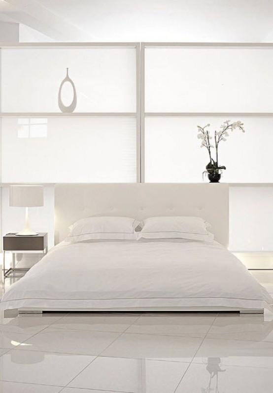 Phòng ngủ phong cách Zen 9