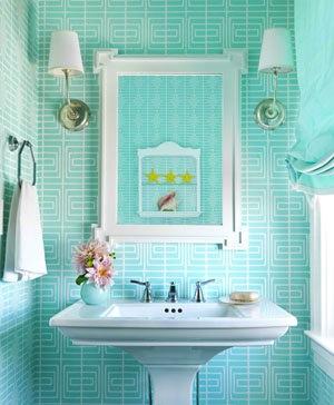 Vũ điệu sắc màu trong phòng tắm (11)