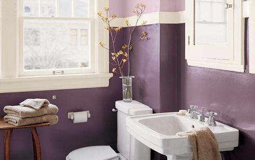 Vũ điệu sắc màu trong phòng tắm (13)