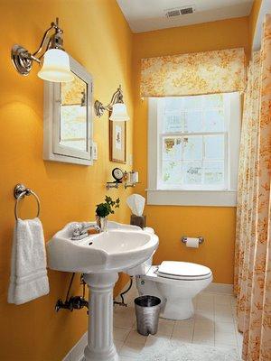 Vũ điệu sắc màu trong phòng tắm (5)