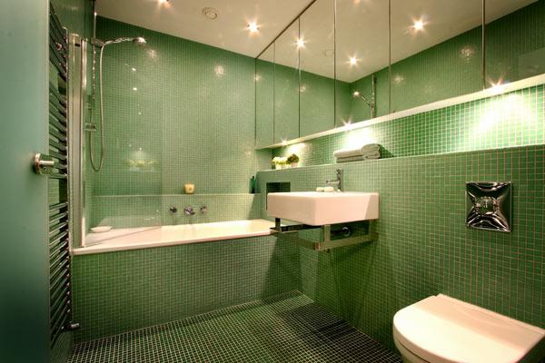Vũ điệu sắc màu trong phòng tắm (9)