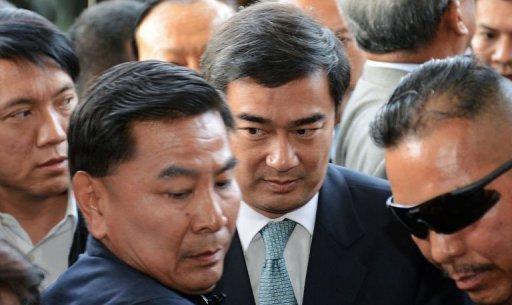 Cựu Thủ tướng Thái Lan chính thức bị truy tố về