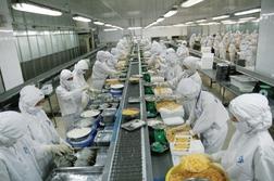 Thủy hải sản Việt Nhật-VNH: Dự trữ hàng hóa, mắt xích yếu