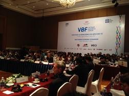 GDP Việt Nam năm 2012 ước đạt 136 tỷ USD, thu nhập bình quân đầu người đạt 1.540 USD