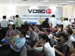 VDSC: Qúy 1/2013 lãi 127 triệu đồng, giảm 96% so với quý 1/2012