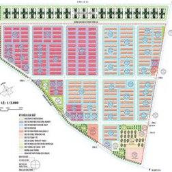 Quy hoạch khu chế xuất Linh Trung 2, phường Bình Chiểu, quận Thủ Đức