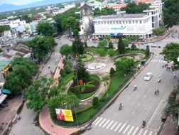 Công bố quy hoạch chung xây thành phố Quảng Ngãi