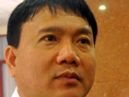 Ông Đinh La Thăng- Chủ tịch Hội đồng thành viên Tập đoàn dầu khí quốc gia Việt Nam