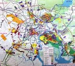 Xin điều chỉnh quy hoạch đường vành đai 3, 4 tại TP. Hồ Chí Minh
