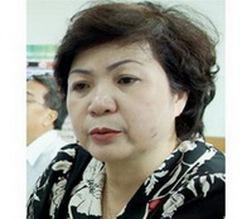 Bà Nguyễn Thị Bích Vân.