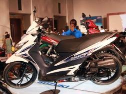 Suzuki Việt Nam ra mắt xe tay ga giá 26,4 triệu đồng