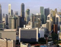 Kinh tế Singapore có thể chỉ tăng trưởng tối đa 3% trong năm 2012