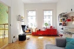 Vẻ đẹp trẻ trung của căn hộ 60m2