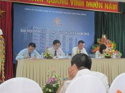 PVSH: ĐHCĐ thông qua kế hoạch doanh thu năm 2012 tăng 206%