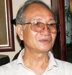 KTS Đào Ngọc Nghiêm - Phó chủ tịch Hội Quy hoạch Hà Nội
