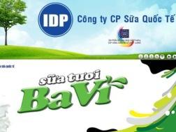 Vụ cấm sản xuất lưu thông 3 sản phẩm sữa Ba Vì: Sữa Ba Vì bị nhái nhãn hiệu