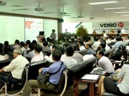 Chứng khoán Rồng Việt: Quý 2/2012 lãi 105 triệu đồng