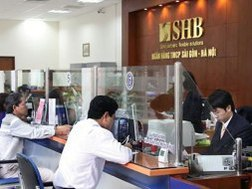 SHB lỗ hợp nhất 95,5 tỷ đồng trong năm 2012