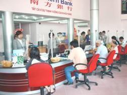 Ngân hàng Phương Nam có hơn 1.300 tỷ đồng nợ xấu