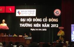ĐHCĐ Ngân hàng Phương Nam: Bất ngờ miễn nhiệm 2 thành viên HĐQT