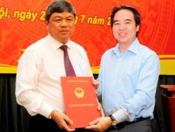 Công bố Quyết định bổ nhiệm Phó Thống đốc NHNN với ông Nguyễn Phước Thanh