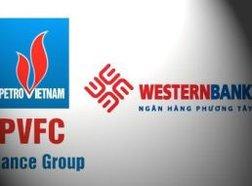 Hôn nhân của PVFC và WesternBank khó xuôi chèo mát mái?