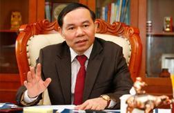 Cử người tạm thay chủ tịch Agribank Nguyễn Ngọc Bảo