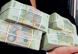 Đại gia phòng thân: Tiền tươi đầy túi