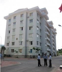 Chung cư dành cho người thu nhập thấp tại Khu đô thị mới Lào Cai - Cam Đường