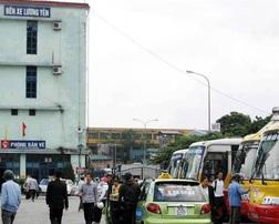 UBND Hà Nội vừa yêu cầu duy trì ổn định hoạt động của bến xe Lương Yên.