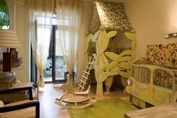 10 mẫu thiết kế phòng ngủ cực độc cho bé