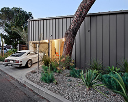Ngắm căn hộ hình hộp tuyệt đẹp tại Los Angeles